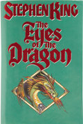 Books:First Editions, Stephen King. The Eyes of the Dragon. [New York:] Viking,[1987]....