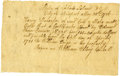 Autographs:Statesmen, William Ellery Autograph Manuscript Signed...
