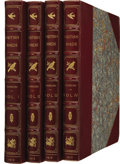 Books:Non-fiction, Archibald Thorburn. British Birds. Written andIllustrated by A. Thorburn, F.Z.S. With Eighty Plates in Colo...(Total: 4 Items)