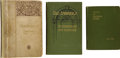 Books:First Editions, [Springfield, MA]. Three Histories of Springfield,Massachusetts,... (Total: 3 Items)