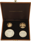 Dominica, Dominica: Commonwealth Elizabeth II Proof Set 1978,... (Total: 4coins)
