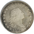 Early Half Dollars, 1794 50C O-101, High R.3--Improperly Cleaned--NCS. Fine Details....