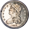 Proof Bust Quarters, 1833 25C PR65 PCGS....