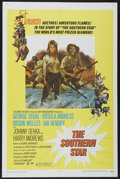 "Movie Posters:Adventure, The Southern Star (Columbia, 1969). One Sheet (27"" X 41"").Adventure...."