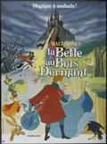 "Movie Posters:Animated, Sleeping Beauty (Buena Vista, R-1986). French Grande (47"" X 63"").Animated.. ..."