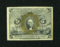 Fractional Currency:Second Issue, Fr. 1232 5c Second Issue Gem New....