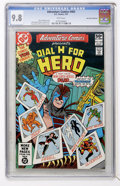 Modern Age (1980-Present):Superhero, Adventure Comics #483 Don Rosa Collection pedigree (DC, 1981) CGC NM/MT 9.8 White pages....