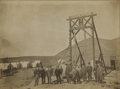 Western Expansion:Goldrush, Photograph Rochester Gold Mining Company, Goldfield, Nevada, ca.1904....