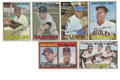 Baseball Cards:Sets, 1967 Topps Baseball Collection (385). Offered is a 1967 Topps baseball collection of 385 different cards. This is a nice amo...