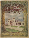 Miscellaneous:Booklets, New Mexico Land of Opportunity Booklet, 1915....