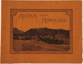 Miscellaneous:Booklets, Honolulu Hawaii Territory Booklet, 1905. . ...