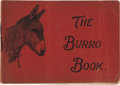 Miscellaneous:Booklets, The Burrow Booklet, Pueblo, Colorado 1900....