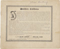 Miscellaneous:Booklets, Pictorial Booklet, Southern California, 1904.. ...