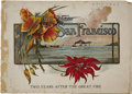 Miscellaneous:Booklets, Booklet, Two Years after the Great Fire of San Francisco, 1908.....