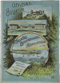 Miscellaneous:Booklets, National Education Association Publication of San Francisco, 1888.....