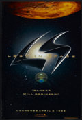 """Movie Posters:Science Fiction, Lost in Space Lot (New Line, 1998). One Sheets (2) (27"""" X 40"""") DS Advance. Science Fiction.... (Total: 2 Items)"""