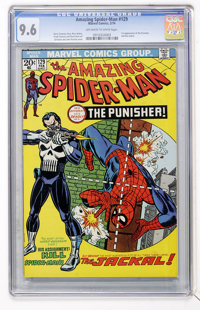 The Amazing Spider-Man #129 (Marvel, 1974) CGC NM+ 9.6 Off-white to white pages