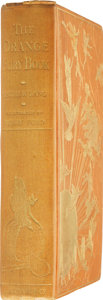 Books:Children's Books, Andrew Lang. The Orange Fairy Book. Edited by Andrew Lang.With eight coloured plates and numerous illustrations...