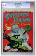 Golden Age (1938-1955):Horror, Skeleton Hand #5 (ACG, 1953) CGC FN+ 6.5 Cream to off-whitepages....