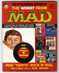 Magazines:Mad, Worst From Mad #5 (EC, 1962) Condition: VF....