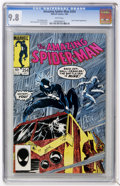 Modern Age (1980-Present):Superhero, The Amazing Spider-Man #254 (Marvel, 1984) CGC NM/MT 9.8 Whitepages....