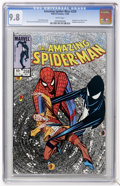 Modern Age (1980-Present):Superhero, The Amazing Spider-Man #258 (Marvel, 1984) CGC NM/MT 9.8 Whitepages....