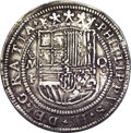 Mexico: , Mexico: Felipe III Royal 8 Reales Mo-F ND (1598-1621),...