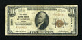 National Bank Notes:Virginia, Staunton, VA - $10 1929 Ty. 1 The Augusta NB Ch. # 2269. ...
