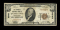 National Bank Notes:Pennsylvania, Quarryville, PA - $10 1929 Ty. 1 The Farmers NB Ch. # 8045. ...