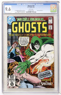 Modern Age (1980-Present):Horror, Ghosts #97 (DC, 1981) CGC NM+ 9.6 White pages....