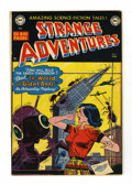 Golden Age (1938-1955):Science Fiction, Strange Adventures #7 (DC, 1951) Condition: FN+....