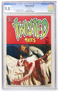 Modern Age (1980-Present):Horror, Twisted Tales #6 (Pacific Comics, 1984) CGC NM/MT 9.8 Whitepages....