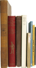 Books:Non-fiction, [Charles Dickens.] A Lot of Eight Books on Dickens' Illustrators,including:... (Total: 8 Items)