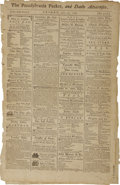 Books:Periodicals, The Bill of Rights and the U. S. Constitution - The PennsylvaniaPacket, and Daily Advertiser, ...