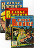 Golden Age (1938-1955):Romance, First Romance Group (Harvey, 1953-58) Condition: Average VF/NM....(Total: 8 Comic Books)