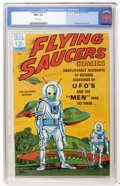 Silver Age (1956-1969):Science Fiction, Flying Saucers #1 (Dell, 1967) CGC NM+ 9.6 White pages....