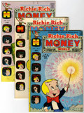 Bronze Age (1970-1979):Cartoon Character, Richie Rich Money World #1-59 File Copies Group (Harvey, 1962-82)Condition: Average NM-.... (Total: 59 Comic Books)
