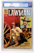 Silver Age (1956-1969):Western, Lawman #5 (Dell, 1960) CGC NM 9.4 Cream to off-white pages....