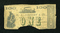 Obsoletes By State:Louisiana, New Orleans, LA- S.A. Vincent $1 circa early 1860s. ...