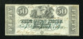 Obsoletes By State:Louisiana, New Orleans, LA- The City Bank $50 Mar. 30, 1846. ...