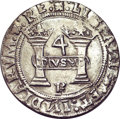 Mexico, Mexico: Carlos & Johanna 4 Reales Assayer R ND (1516-56),...