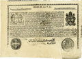 Political:Miscellaneous Political, Un Peso Printed Currency. ...