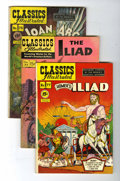 Golden Age (1938-1955):Classics Illustrated, Classics Illustrated Group (Gilberton, 1950-52).... (Total: 19 Comic Books)