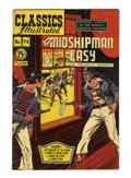 Golden Age (1938-1955):Classics Illustrated, Classics Illustrated #74 Mr. Midshipman Easy First Edition -Canadian Edition (Gilberton, 1950) Condition: FN-....