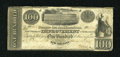 Obsoletes By State:Louisiana, New Orleans, LA- New Orleans Improvement and Banking Company $100 Mar. 11, 1837 . ...