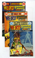Bronze Age (1970-1979):Western, Weird Western Tales Group (DC, 1972-76) Condition: Average VF+.... (Total: 14 Comic Books)