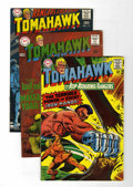Silver Age (1956-1969):Adventure, Tomahawk Group (DC, 1968-72) Condition: Average VF unless otherwise noted.... (Total: 22 Comic Books)
