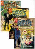Bronze Age (1970-1979):Horror, Many Ghosts of Dr. Graves Group (Charlton, 1968-82) Condition:Average VF.... (Total: 28 )