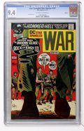 Bronze Age (1970-1979):War, Star Spangled War Stories #157 Oakland pedigree (DC, 1971) CGC NM 9.4 Off-white to white pages....