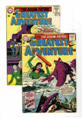 Silver Age (1956-1969):Adventure, My Greatest Adventure #81 and 84 Group (DC, 1963) Condition: Average FN+.... (Total: 2 Comic Books)